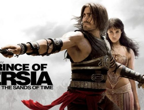 The Sands of Time – Prince of Persia Event