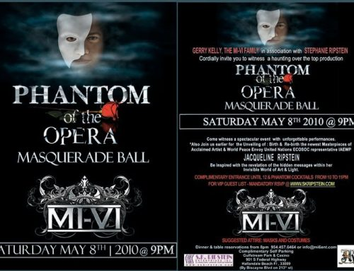 Phantom of the Opera – Masquerade Ball